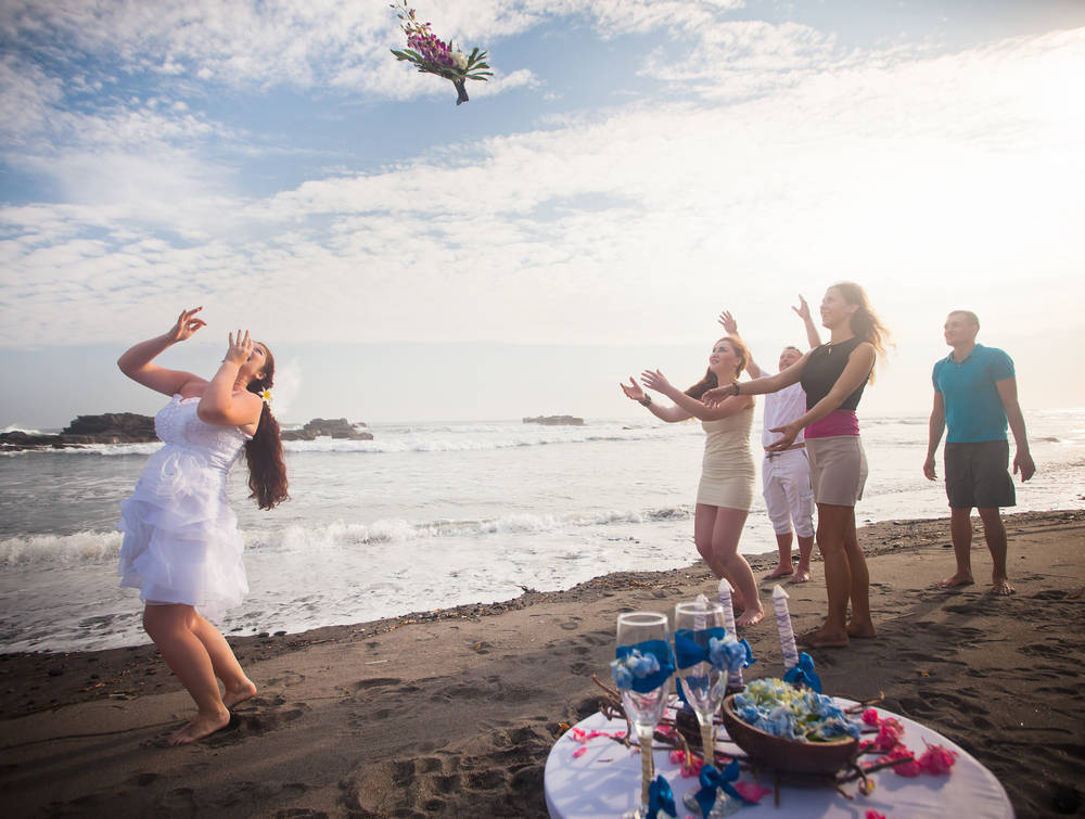 Eventos originales en la playa