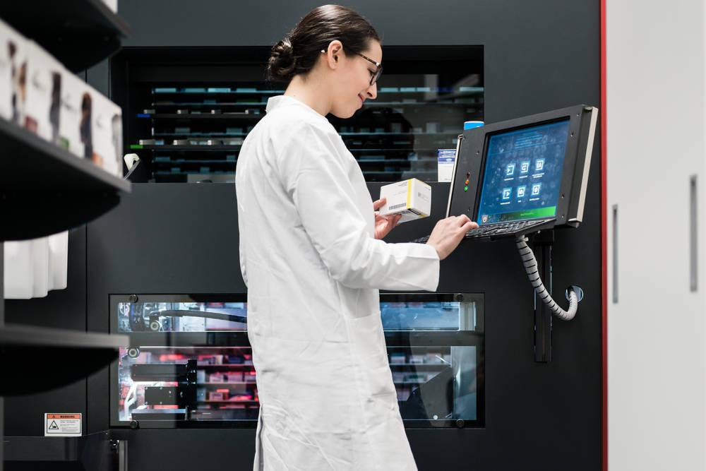 La automatización de farmacias
