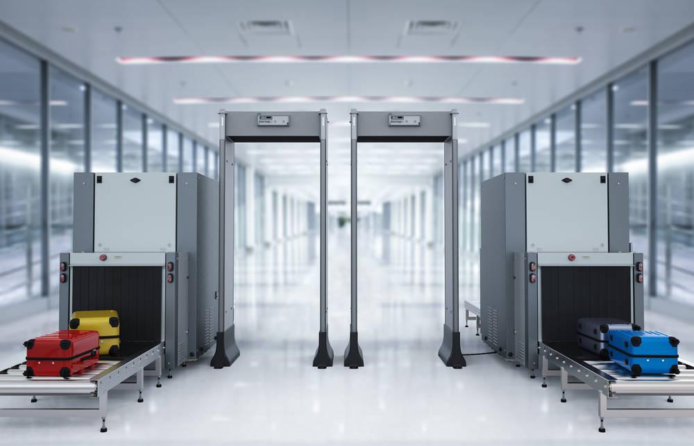 ¿Qué puedo pasar y qué no en el control de seguridad aeroportuaria?