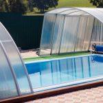 Báñate en la piscina todo el año con Cupoola