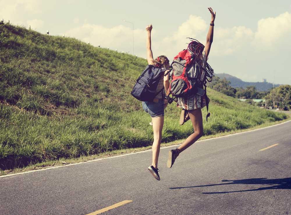 Los mejores viajes son los que no se planean