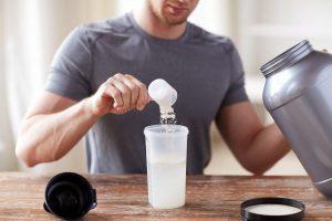Los batidos de proteínas triunfan en Internet con más éxito cada día