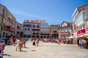 La Fiesta de la Istoria de Ribadavia, una de las más reconocidas internacionalmente