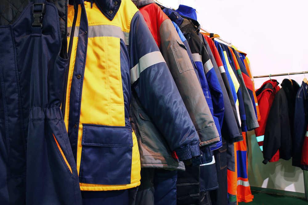 Disponer de la ropa de trabajo adecuada es importante