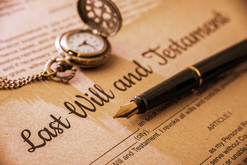 ¿Hacer o no hacer un testamento?